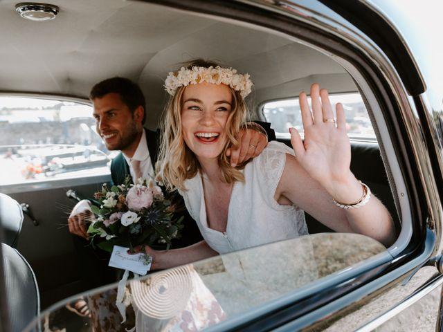 Le mariage de Vincent et Caroline à Heugueville-sur-Sienne, Manche 45