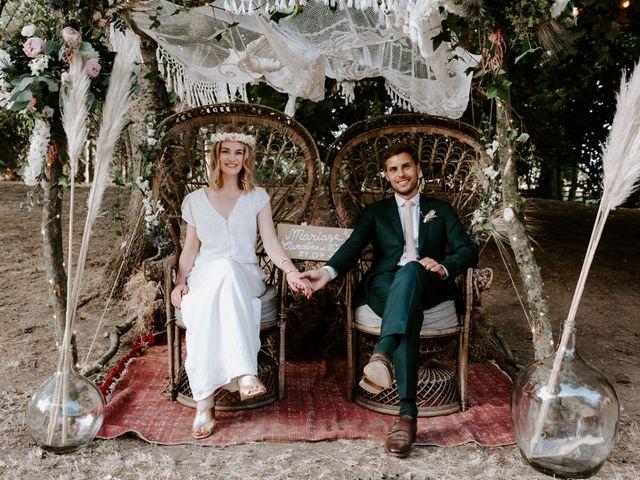 Le mariage de Vincent et Caroline à Heugueville-sur-Sienne, Manche 59