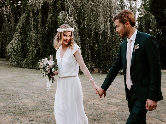 Le mariage de Vincent et Caroline à Heugueville-sur-Sienne, Manche 64