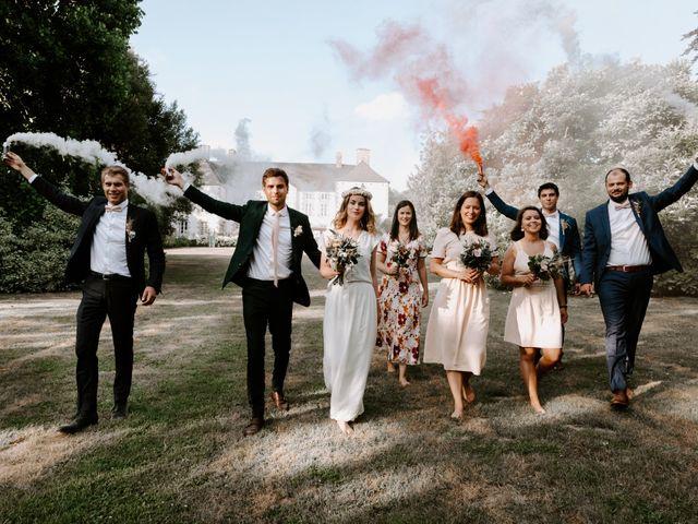 Le mariage de Vincent et Caroline à Heugueville-sur-Sienne, Manche 66