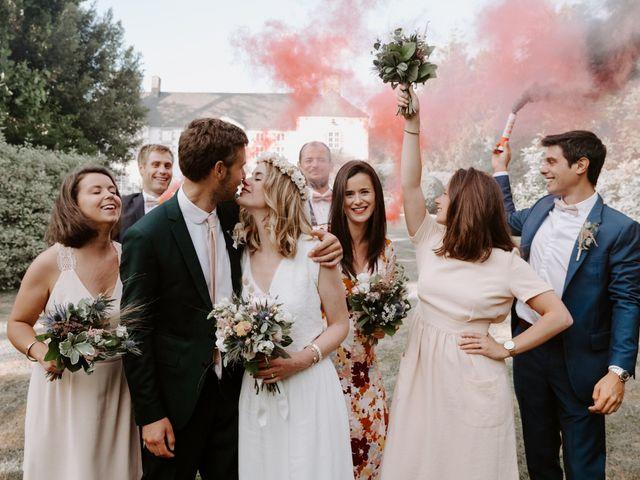 Le mariage de Vincent et Caroline à Heugueville-sur-Sienne, Manche 67