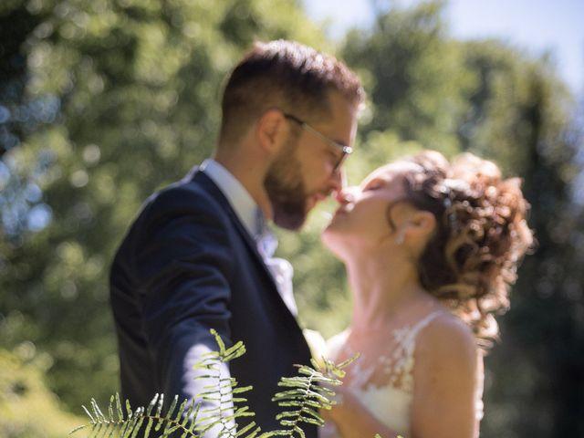 Le mariage de Clément et Alexia à Courgenay, Yonne 3