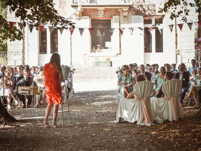 Le mariage de Clément et Alexia à Courgenay, Yonne 5