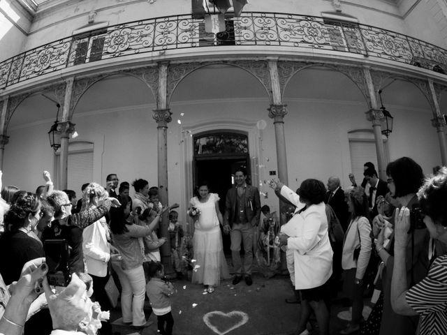 Le mariage de Rémi et Caroline à Saint-Martin-la-Plaine, Loire 9