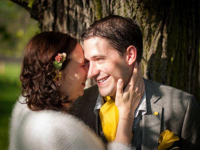 Le mariage de Rémi et Caroline à Saint-Martin-la-Plaine, Loire 42