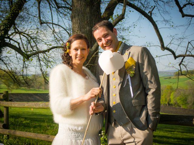 Le mariage de Rémi et Caroline à Saint-Martin-la-Plaine, Loire 45