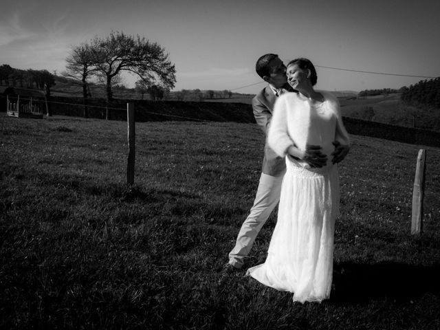 Le mariage de Rémi et Caroline à Saint-Martin-la-Plaine, Loire 50