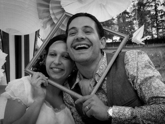 Le mariage de Rémi et Caroline à Saint-Martin-la-Plaine, Loire 55