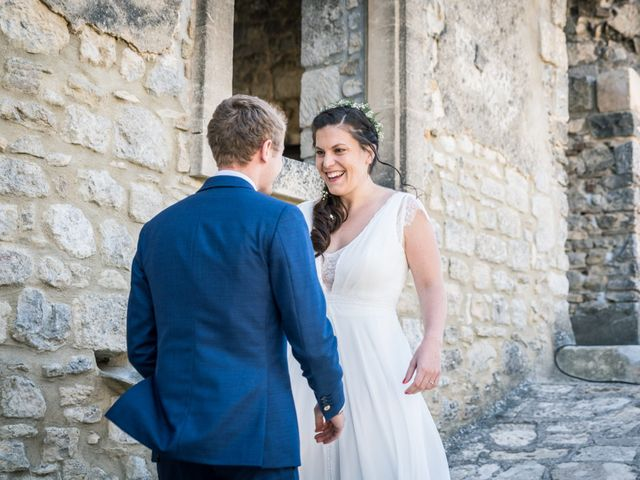Le mariage de Thomas et Claire à Bagnols-sur-Cèze, Gard 11