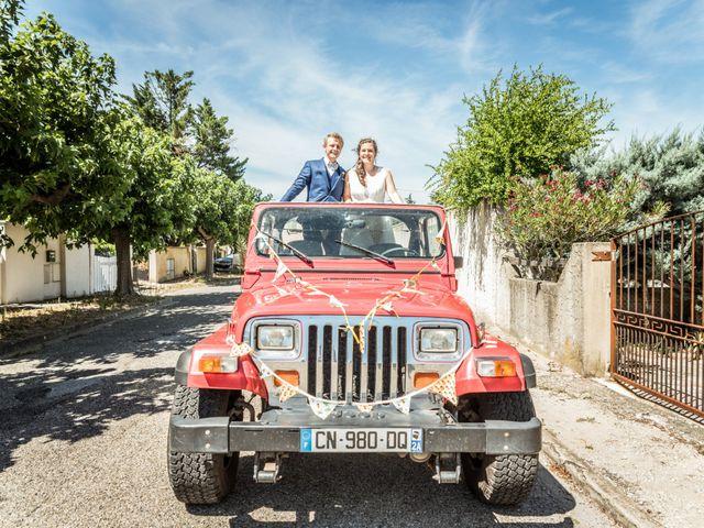 Le mariage de Thomas et Claire à Bagnols-sur-Cèze, Gard 12