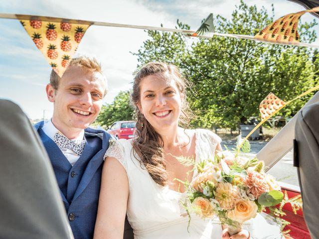 Le mariage de Thomas et Claire à Bagnols-sur-Cèze, Gard 13