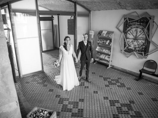 Le mariage de Thomas et Claire à Bagnols-sur-Cèze, Gard 14