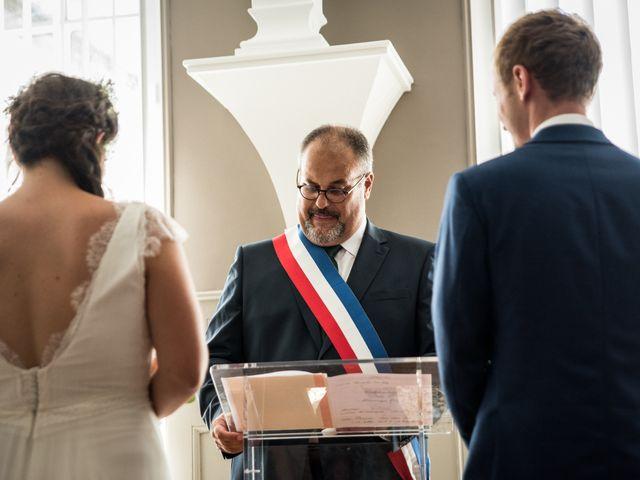 Le mariage de Thomas et Claire à Bagnols-sur-Cèze, Gard 15