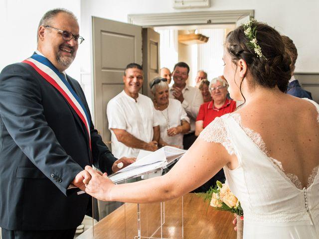 Le mariage de Thomas et Claire à Bagnols-sur-Cèze, Gard 18