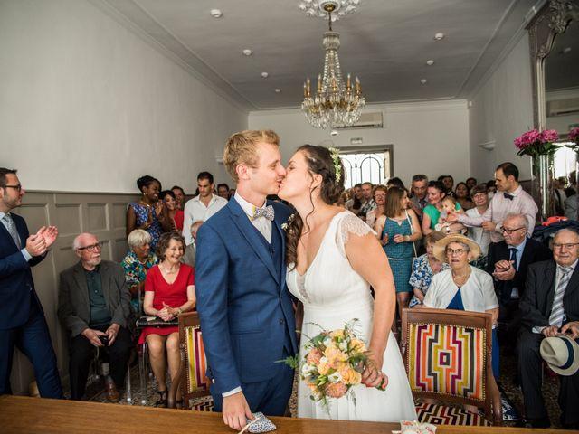 Le mariage de Thomas et Claire à Bagnols-sur-Cèze, Gard 22