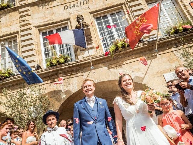 Le mariage de Thomas et Claire à Bagnols-sur-Cèze, Gard 23