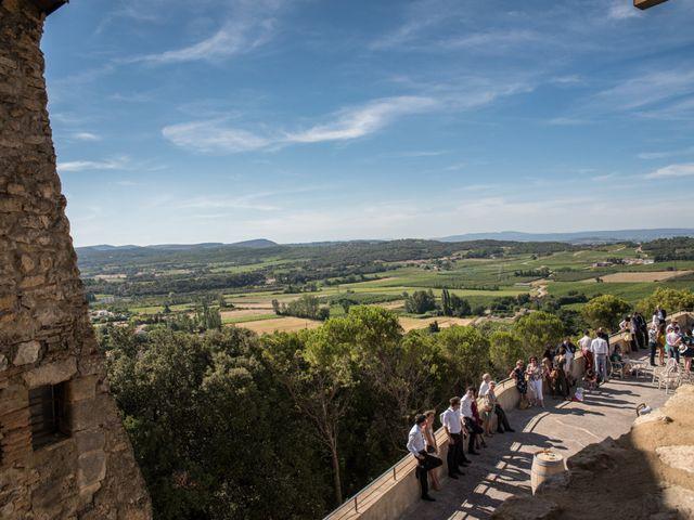 Le mariage de Thomas et Claire à Bagnols-sur-Cèze, Gard 31