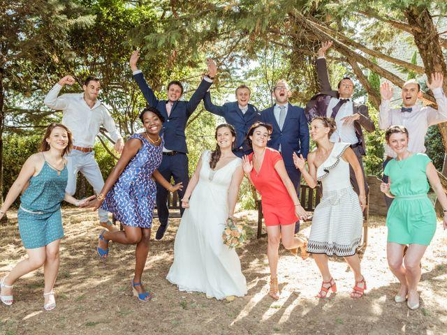 Le mariage de Thomas et Claire à Bagnols-sur-Cèze, Gard 32