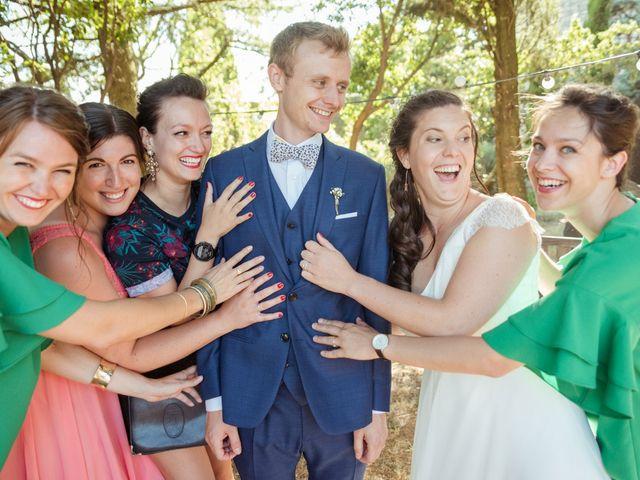 Le mariage de Thomas et Claire à Bagnols-sur-Cèze, Gard 33