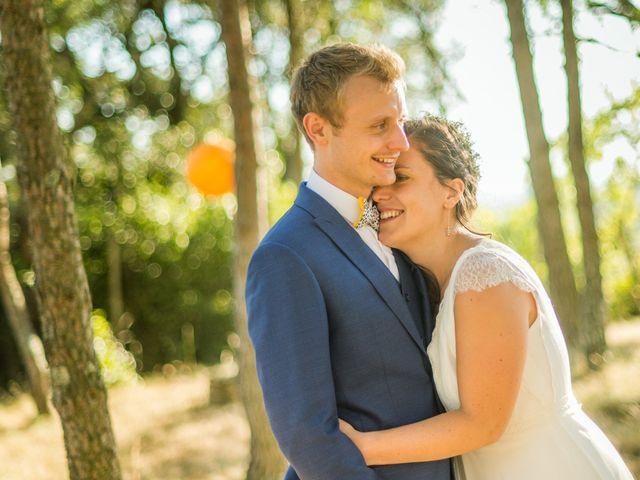 Le mariage de Thomas et Claire à Bagnols-sur-Cèze, Gard 46