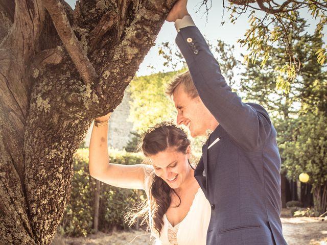 Le mariage de Thomas et Claire à Bagnols-sur-Cèze, Gard 47