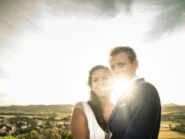 Le mariage de Thomas et Claire à Bagnols-sur-Cèze, Gard 2