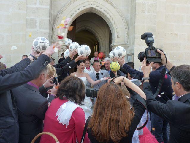 Le mariage de Emilie et Sylvain à Sémussac, Charente Maritime 4