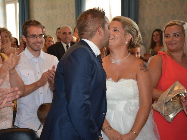 Le mariage de Charly et Ingrid à Capbreton, Landes 12