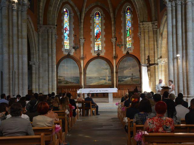 Le mariage de Charly et Ingrid à Capbreton, Landes 1