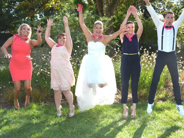 Le mariage de Charly et Ingrid à Capbreton, Landes 22