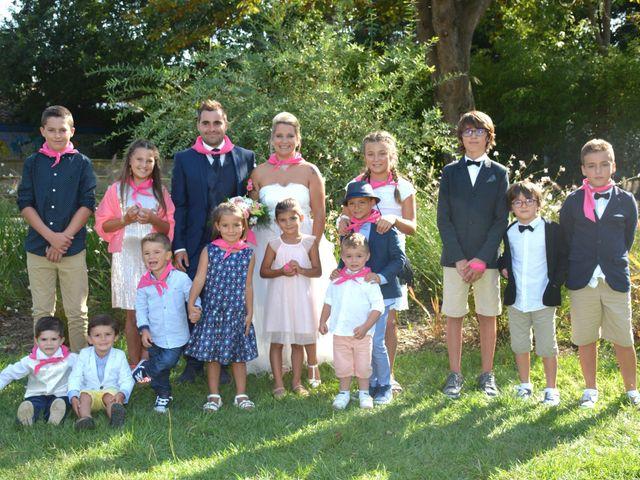 Le mariage de Charly et Ingrid à Capbreton, Landes 24