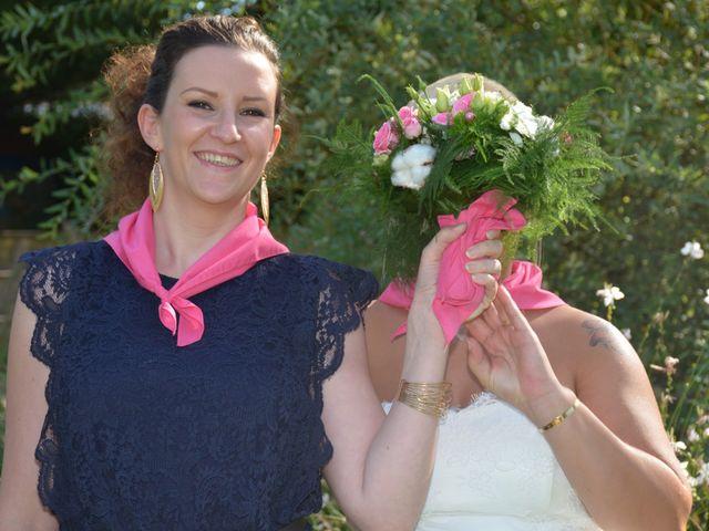 Le mariage de Charly et Ingrid à Capbreton, Landes 25
