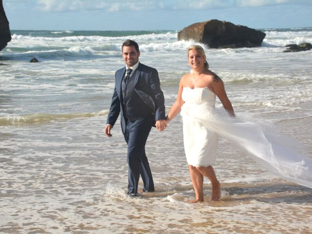 Le mariage de Charly et Ingrid à Capbreton, Landes 34