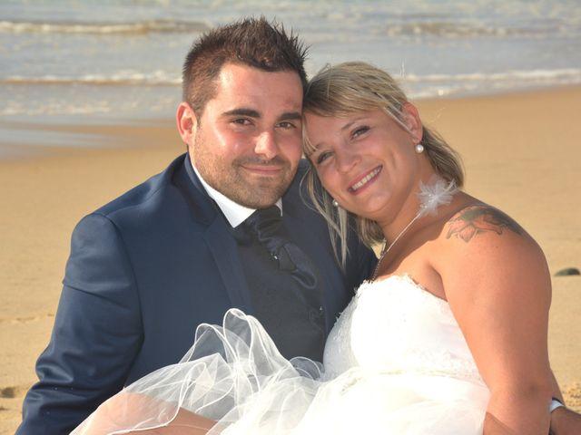 Le mariage de Charly et Ingrid à Capbreton, Landes 36