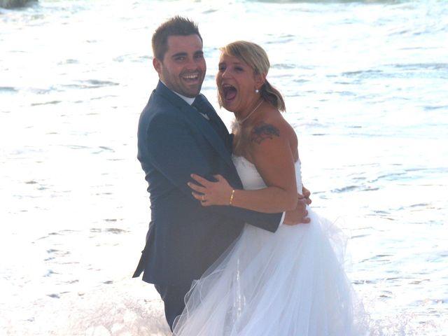 Le mariage de Charly et Ingrid à Capbreton, Landes 37
