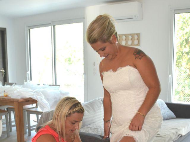 Le mariage de Charly et Ingrid à Capbreton, Landes 38