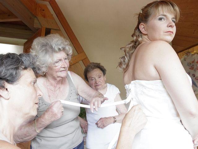 Le mariage de Dionysse et Kevin à Villeneuve-d'Allier, Haute-Loire 13