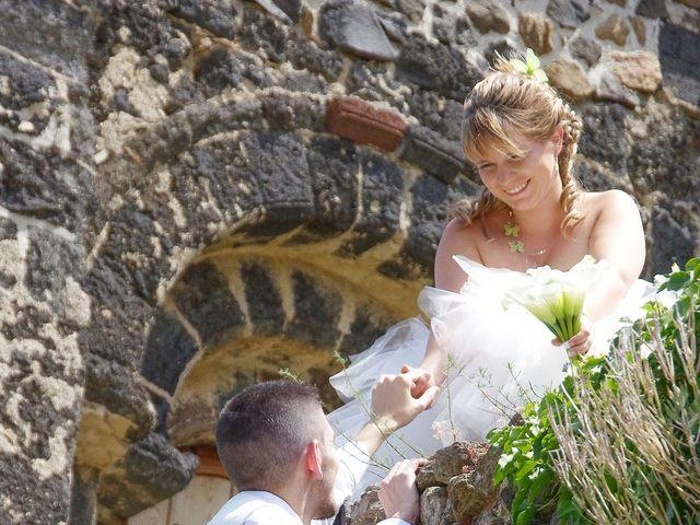 Le mariage de Dionysse et Kevin à Villeneuve-d'Allier, Haute-Loire 16