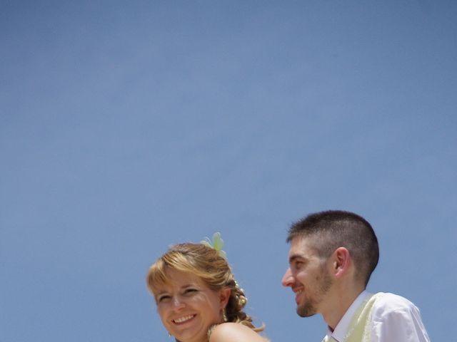 Le mariage de Dionysse et Kevin à Villeneuve-d'Allier, Haute-Loire 17