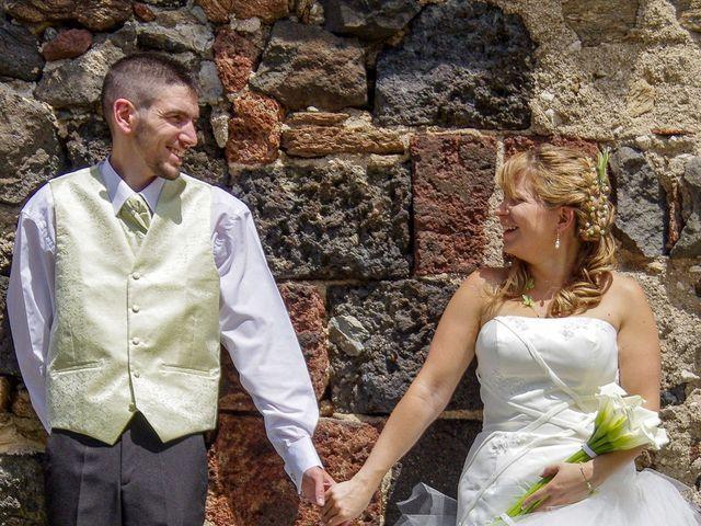Le mariage de Dionysse et Kevin à Villeneuve-d'Allier, Haute-Loire 18