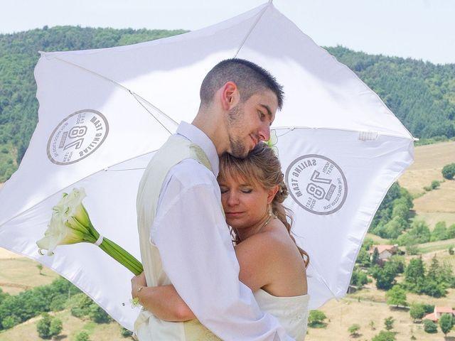 Le mariage de Dionysse et Kevin à Villeneuve-d'Allier, Haute-Loire 20