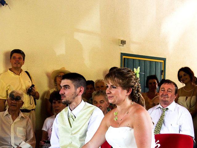 Le mariage de Dionysse et Kevin à Villeneuve-d'Allier, Haute-Loire 21