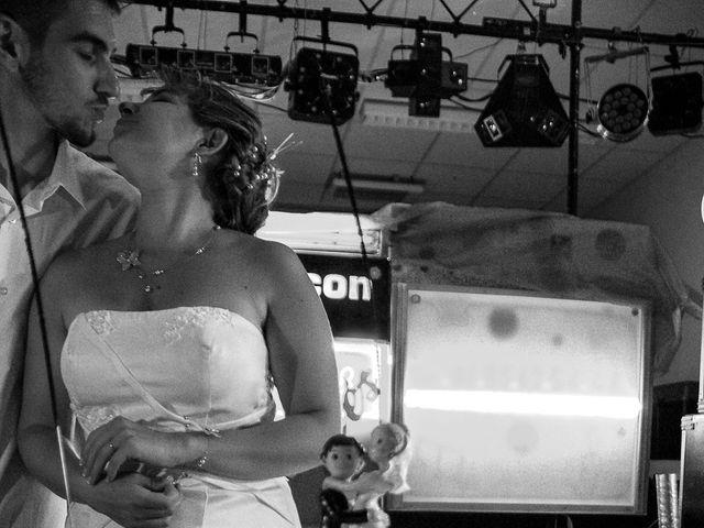 Le mariage de Dionysse et Kevin à Villeneuve-d'Allier, Haute-Loire 31