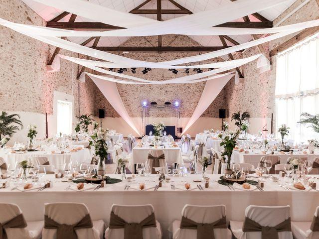 Le mariage de Rémi et Floria à Santeuil, Eure-et-Loir 8