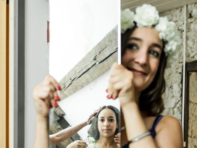 Le mariage de Rémi et Floria à Santeuil, Eure-et-Loir 13