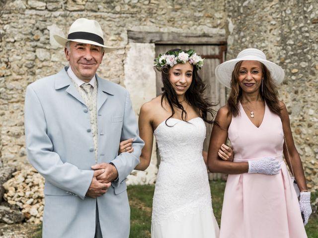 Le mariage de Rémi et Floria à Santeuil, Eure-et-Loir 17
