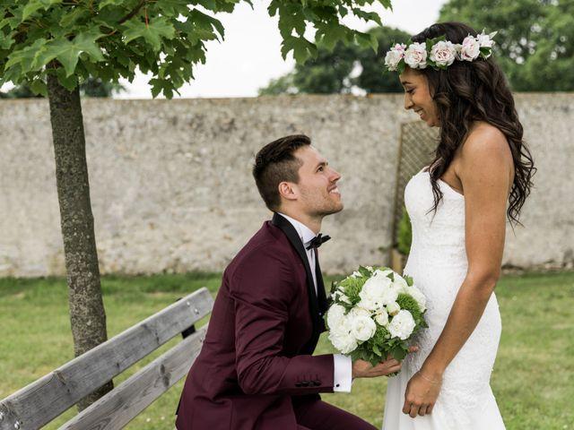 Le mariage de Rémi et Floria à Santeuil, Eure-et-Loir 18