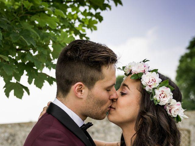 Le mariage de Rémi et Floria à Santeuil, Eure-et-Loir 19