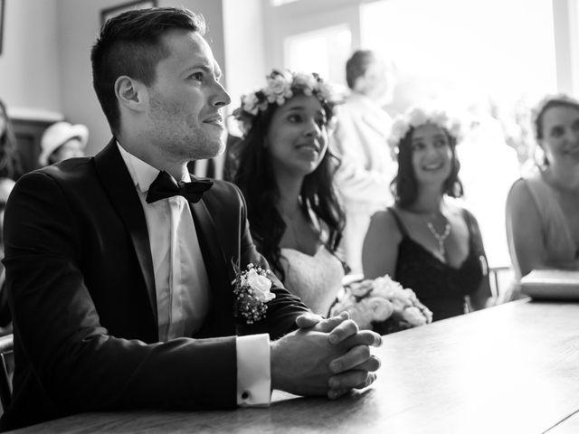 Le mariage de Rémi et Floria à Santeuil, Eure-et-Loir 21