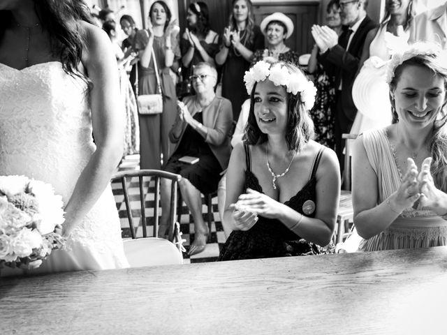 Le mariage de Rémi et Floria à Santeuil, Eure-et-Loir 27